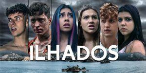Imagem promocional do filme Ilhados, atualmente disponível na Netflix (Imagem: Divulgação/Chango Digital)