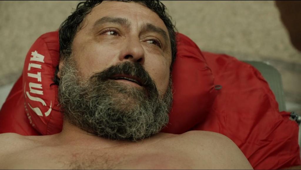 Paco Tous como Moscou em La Casa de Papel (Imagem: Divulgação/Netflix)
