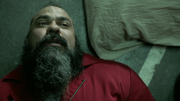 Roberto García Ruiz como Oslo em La Casa de Papel (Imagem: Divulgação/Netflix)