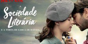 Imagem promocional do filme A Sociedade Literária e a Torta de Casca de Batata (Imagem: Divulgação/Netflix)