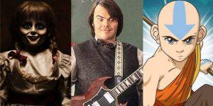 Annabelle 2: A Criação do Mal, Escola de Rock e Avatar - A lenda de Aang são alguns dos títulos removidos em setembro de 2021 da Netflix