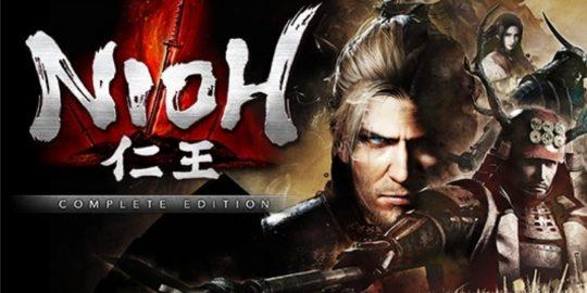 Nioh Complete Edition é um dos jogos grátis da semana da Epic Games Store (Imagem: Divulgação/Epic Games | Team Ninja)