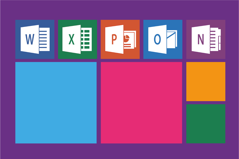 Pacote Office, da Microsoft (Imagem: Pixaline/Pixabay)