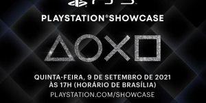 Imagem promocional do PlayStation Showcase 2021 que acontecerá na próxima quinta-feira (Imagem: Divulgação/Sony)