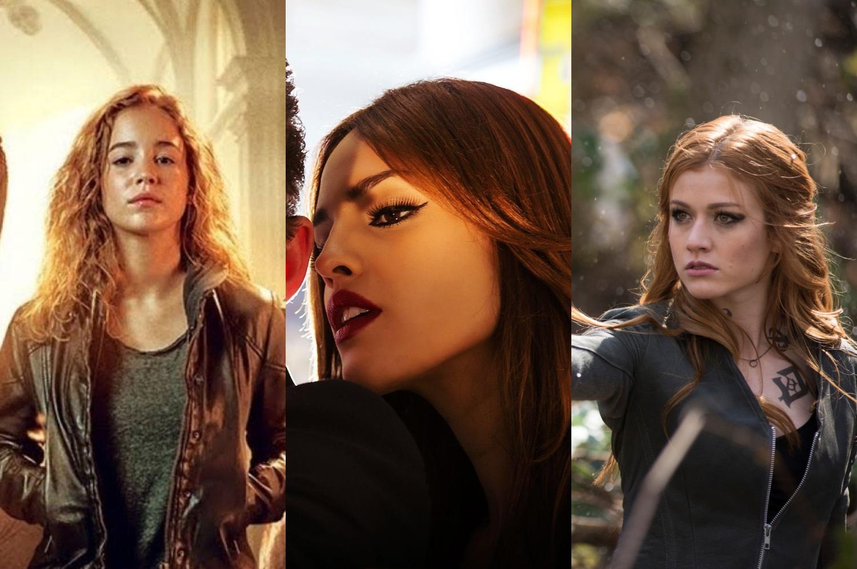 Séries parecidas com Lucifer na Netflix