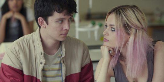 Imagem promocional da série Sex Education (Imagem: Divulgação/Netflix)