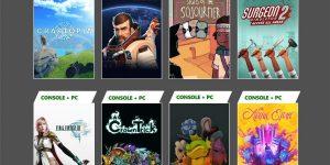 Alguns dos jogos que chegam ao Xbox Game Pass em setembro de 2021 (Imagem: Divulgação/Microsoft | Xbox)