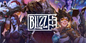 Imagem promocional da BlizzCon (Imagem: Reprodução/Blizzard)