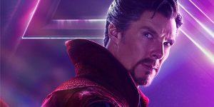 Benedict Cumberbatch como Doutor Estranho (Imagem: Reprodução/Marvel Studios)