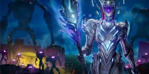 Fortnite Pesadelos: Ira da Rainha Cubo é o novo evento de Halloween do Fortnite (Imagem: Divulgação/Epic Games)
