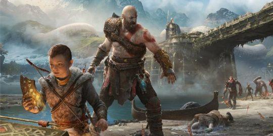 Sony confirma que God of War está chegando ao PC (Imagem: Divulgação/Sony   Santa Monica Studio)