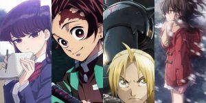 7 melhores animes da Netflix