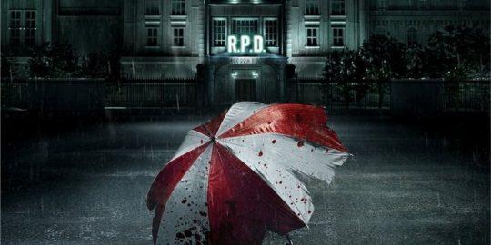Resident Evil: Bem Vindo a Raccoon City ganha primeiro pôster oficial (Imagem: Divulgação/Sony Pictures)