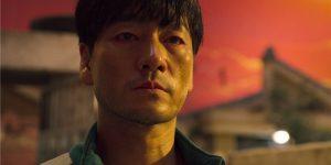 Park Hae Soo como Sang-woo em Round 6 (Imagem: Reprodução/Netflix)