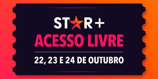 Star+ Acesso Livre